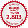 JOURNAL IMPACT FACTOR 2.803