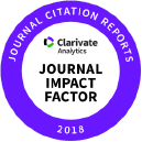 JOURNAL CITATION REPORTS JOURNAL IMPACT FACTOR 2018